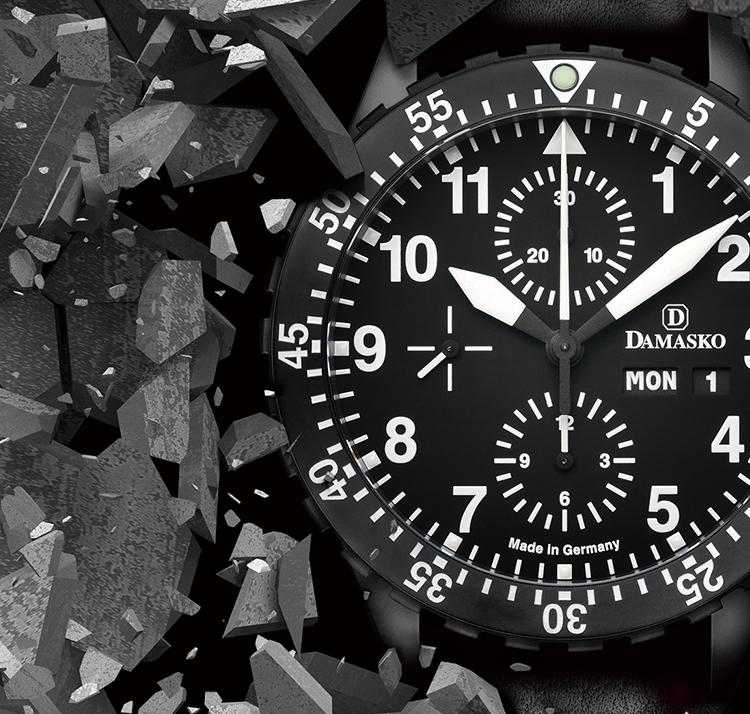 low priced 58d39 7fdb8 DAMASKO(ダマスコ) 公式サイト | ドイツ製高級時計マニュファ ...